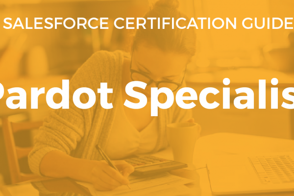 Pardot Specialist Resource Guide