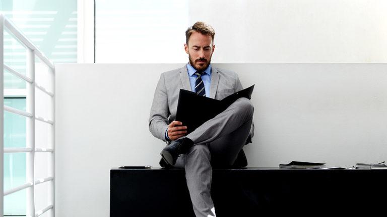 consultant interview portfolio