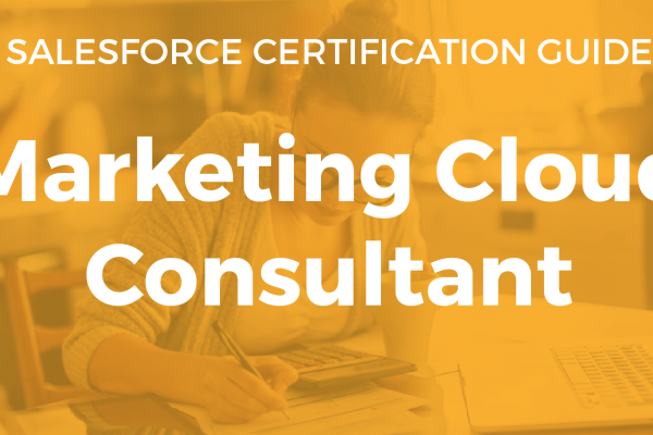 Marketing Cloud Consultant Resource Guide